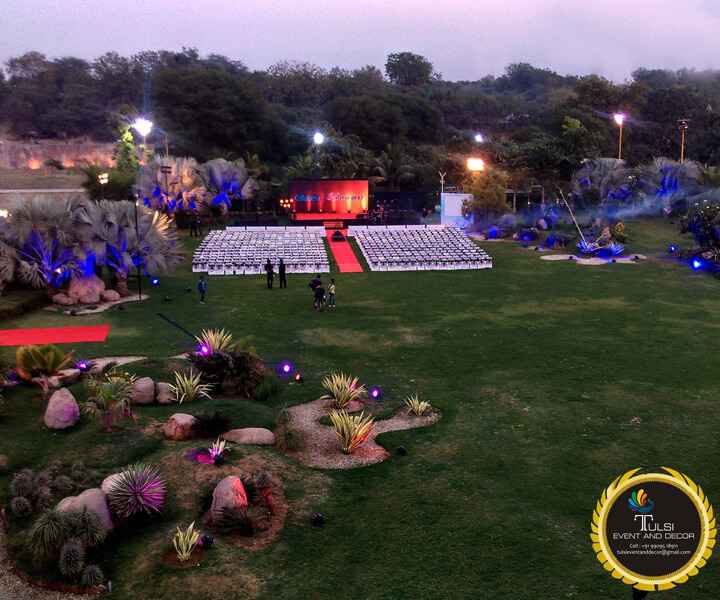 Corporate Events in Baroda